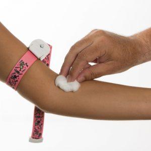 Blutabnahme Manschette – Venenstauer Stauband